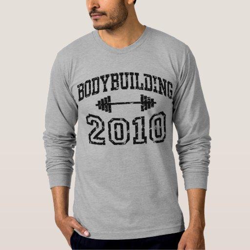 Bodybuilding 2010 tshirt