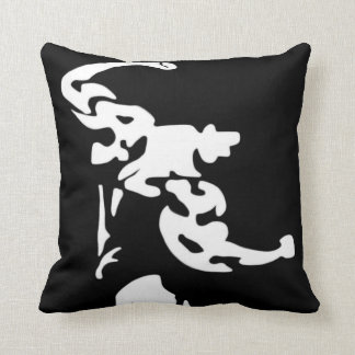 Bodybuilding American MoJo Pillow