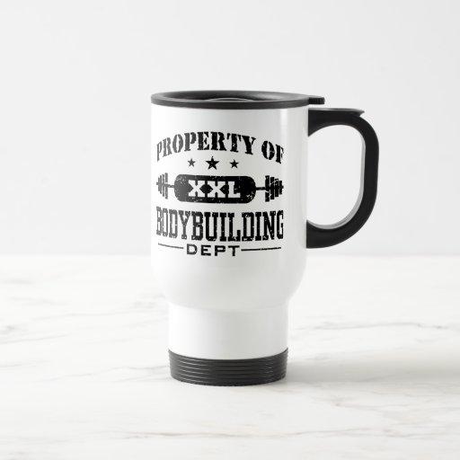 Bodybuilding Coffee Mug