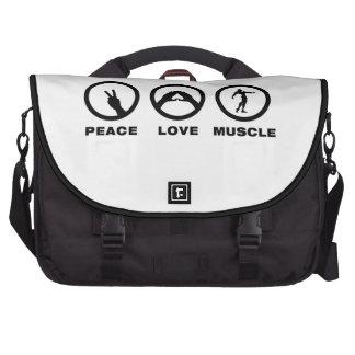 Bodybuilding Computer Bag