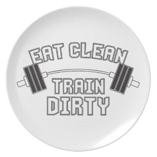 how to clean a dirty iron plate