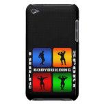 Bodybuilding espectacular iPod Case-Mate carcasas