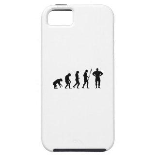 bodybuilding evolution iPhone SE/5/5s case