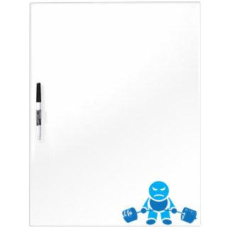 Bodybuilding Fitness Gym Dry Erase Boards
