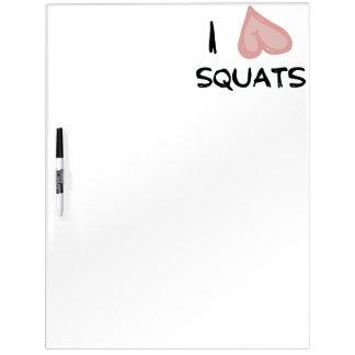 Bodybuilding Fitness Gym Dry-Erase Whiteboard