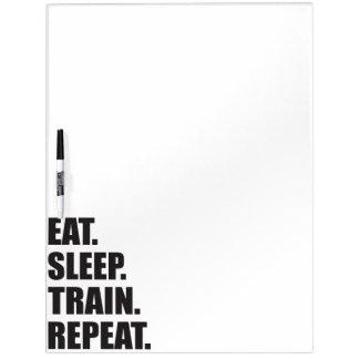 Bodybuilding Fitness Gym Dry-Erase Whiteboards