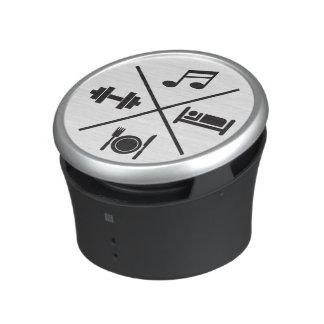 Bodybuilding Gym Motivation Bluetooth Speaker