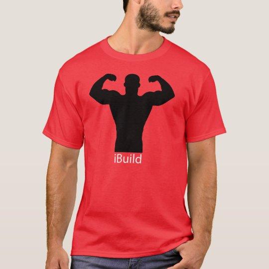 Bodybuilding - iBuild t-shirt