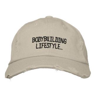 BODYBUILDING LIFESTYLE- Truckers Hat