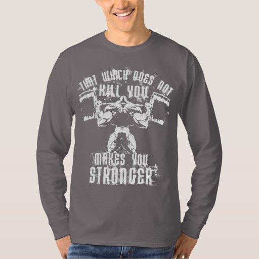 Bodybuilding Lifting Motivation - Squat T-Shirt