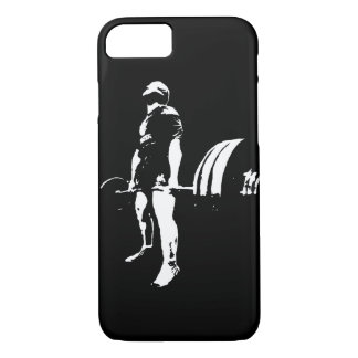 Bodybuilding - Shut Up And Lift - Deadlift iPhone 8/7 Case