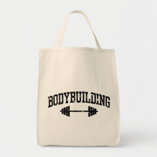 Bodybuilding Tote Bag