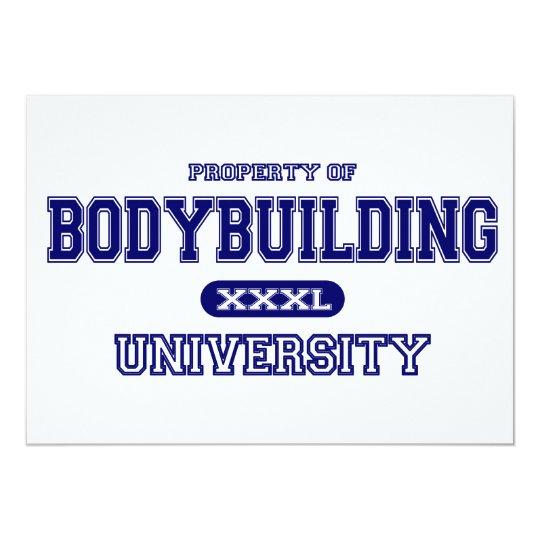 Bodybuilding University Card