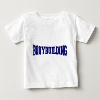 Bodybuilding University Style Baby T-Shirt