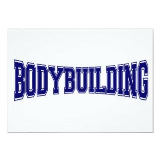 Bodybuilding University Style Card