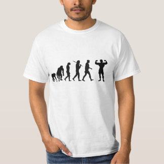 Bodybuilding Value T Shirt for bodybuilders