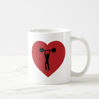 Bodybuilding / Weightlifting Coffee Mug