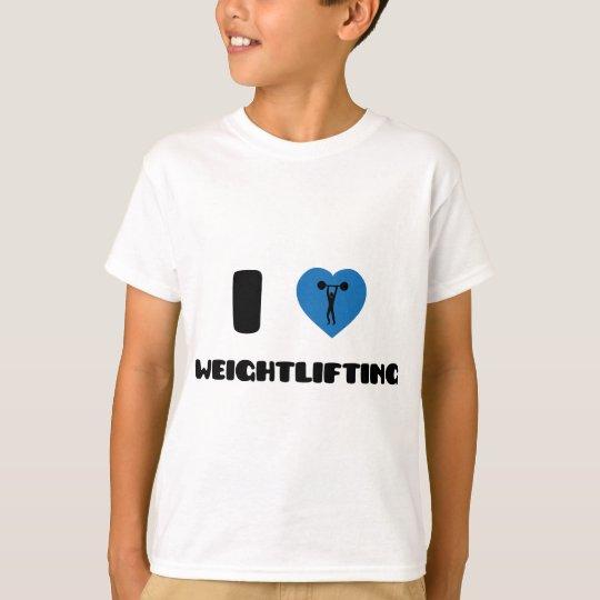 Bodybuilding / Weightlifting T-Shirt