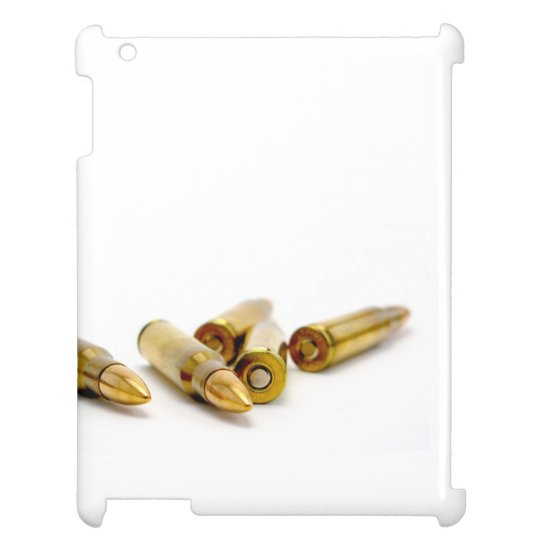 Bodyguard Bullets iPad Case