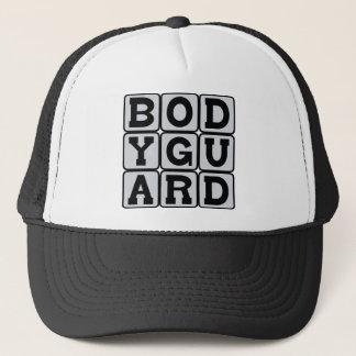 Bodyguard, Personal Protector Trucker Hat