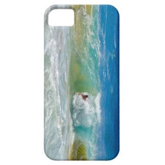 Bodysurfing Sandy Beach II iPhone SE/5/5s Case