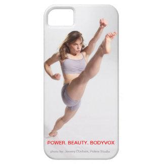BodyVox - cubierta del iphone 5. (acebo Shaw del b iPhone 5 Fundas