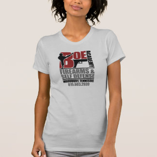 Boe Academy Ladies Front Logo T-Shirt