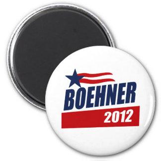 BOEHNER 2012 CAMPAIGN BANNER MAGNET