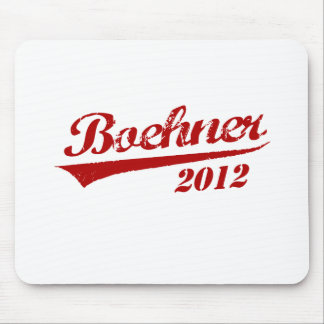 BOEHNER 2012 JERSEY MOUSE PAD