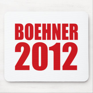 BOEHNER 2012 MOUSE PAD