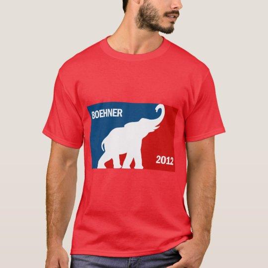 BOEHNER 2012 (Pro) T-Shirt