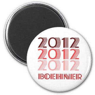 BOEHNER 2012 VINTAGE MAGNET