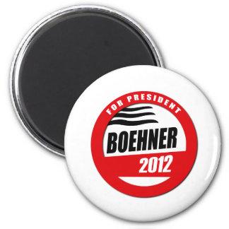 BOEHNER FOR PRESIDENT BUTTON MAGNETS