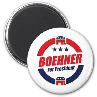 BOEHNER FOR PRESIDENT (Republican) Fridge Magnet