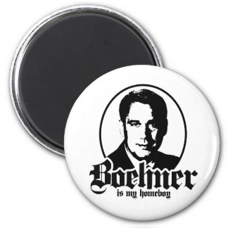 BOEHNER IS MY HOMEBOY REFRIGERATOR MAGNET