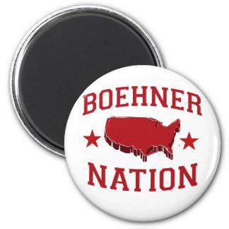 BOEHNER NATION REFRIGERATOR MAGNETS