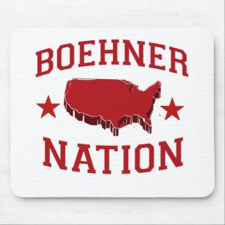 BOEHNER NATION MOUSE PAD