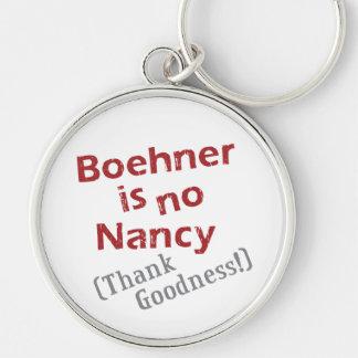 Boehner no es ninguna Nancy (agradezca la calidad! Llaveros