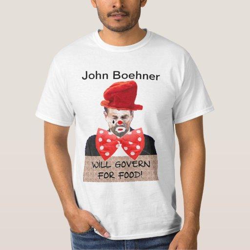 Boehner Playera