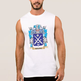 Boeing Coat of Arms Sleeveless T-shirts