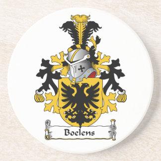 Boelens Family Crest Coaster