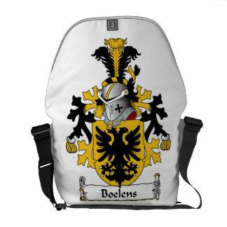 Boelens Family Crest Courier Bags