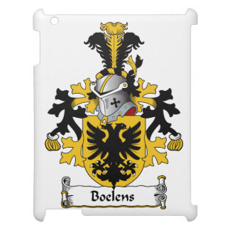 Boelens Family Crest Cover For The iPad