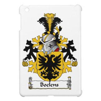 Boelens Family Crest iPad Mini Cases