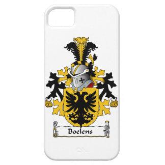 Boelens Family Crest iPhone 5 Cases