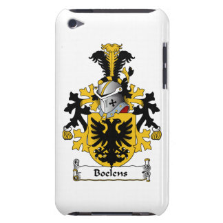 Boelens Family Crest iPod Touch Cover