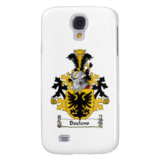 Boelens Family Crest Samsung Galaxy S4 Cover
