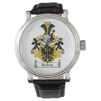 Boelens Family Crest Watches