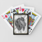 Boer Goat Black Frame Bicycle® Playing Cards