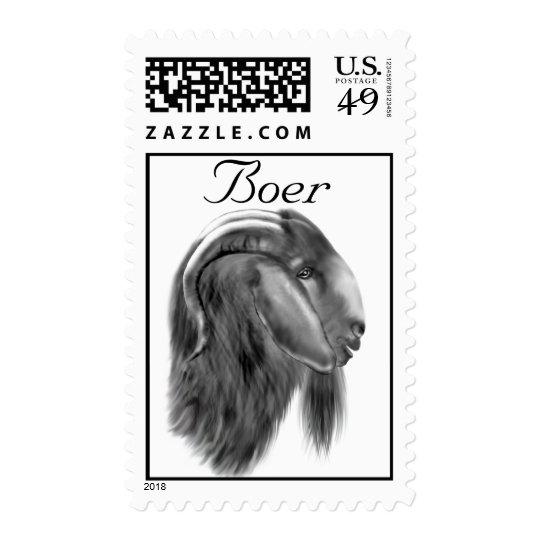 Boer Goat Buck Postage